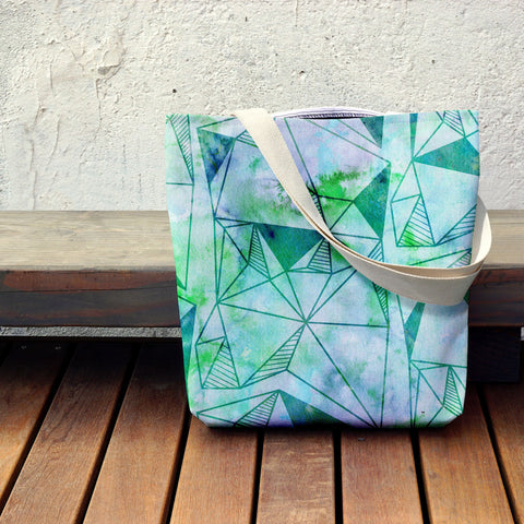 Crystal Clear - Tote Bag - Yoshirt Collection