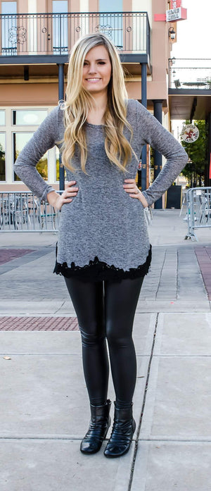 Once Upon A Time Tunic-Top-Forever Fab Boutique