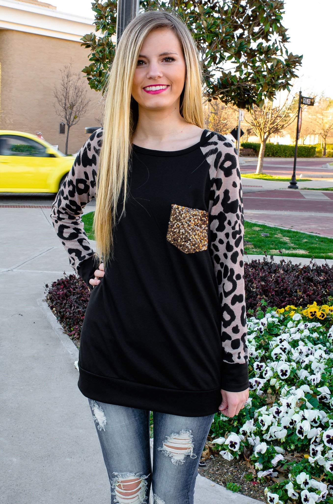 8660669678a4f Wild And Fierce Leopard Print Top-Top-Forever Fab Boutique