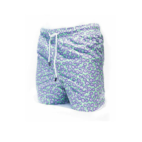 98 Coast Av Flowers Trunks Green