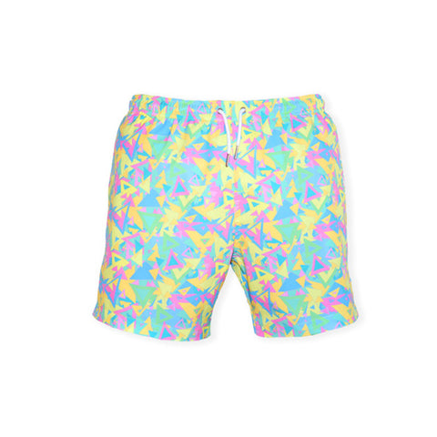Bermies Classics Bermuda Triangle Trunks Multi Color