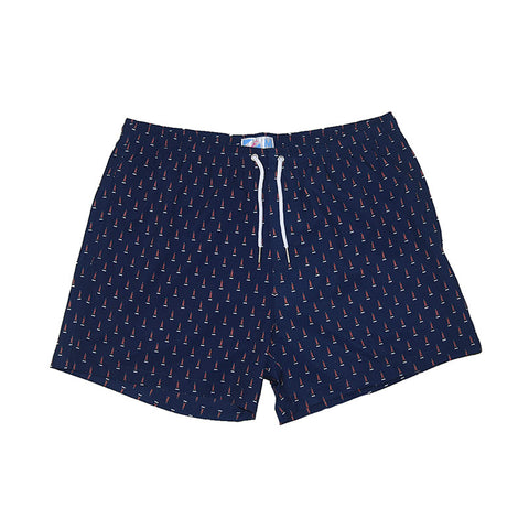 Bermies Trunks Light House Navy Originals