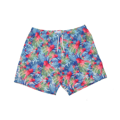 Bermies Classics Trunks Tropical Vibes Blue