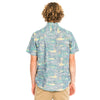Body Glove Beach Boy S/S Shirt Blue