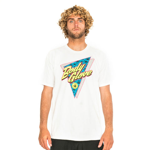 Body Glove OMG Totally Tee White