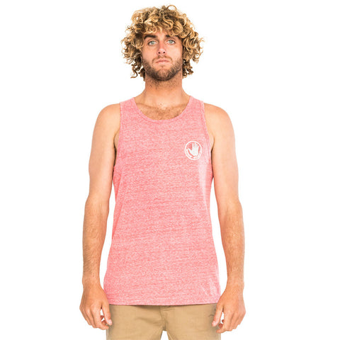 Body Glove Meatball Tank Tee Red