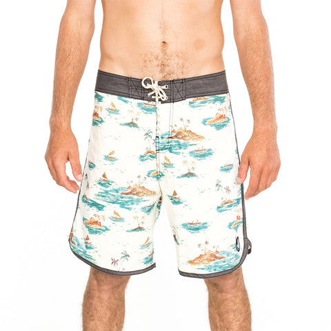Body Glove Rapanui Boardshorts Tan