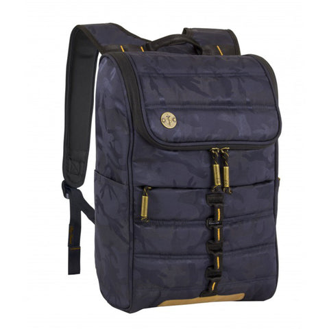 Focused Space Commander Bag Blue