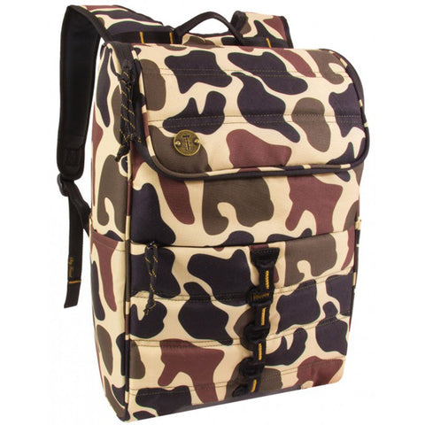Focused Space Commander Bag Camo