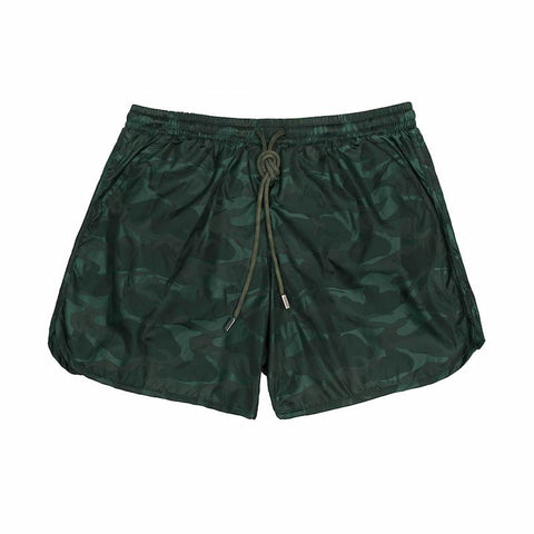 98 Coast Av Camouflage Trunks Green