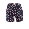 Mazu Swimwear Trunks Kami Black