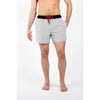 Mazu Swimwear Trunks Southern Star Grey