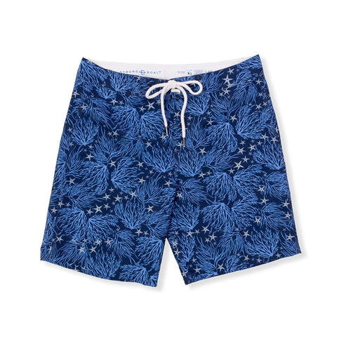 Strong Boalt Boardshort Coral Blue