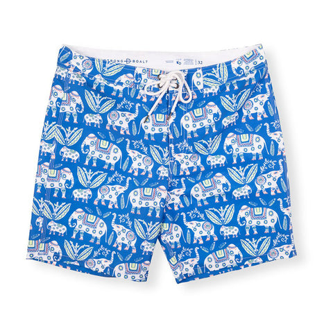 Strong Boalt Boardshort Elephant Blue