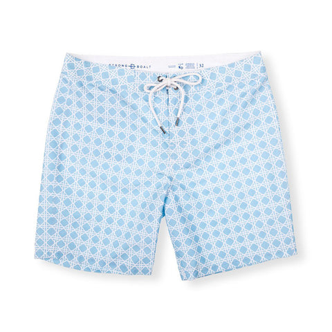 Strong Boalt Boardshort Bamboo Baby Blue