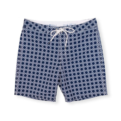 Strong Boalt Boardshort Bamboo Blue