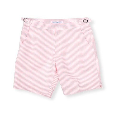Strong Boalt Hybrid Shorts Pink Stripes