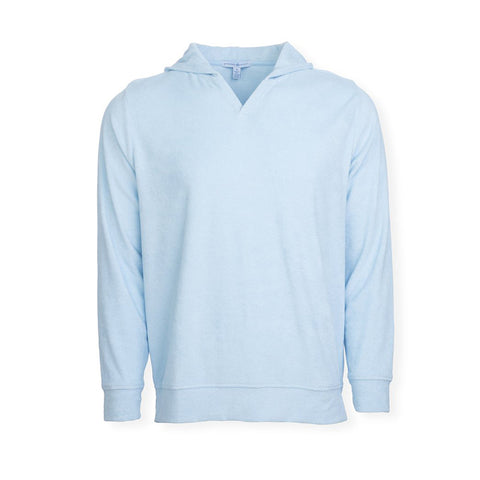 Strong Boalt The Terry Cloth L/S Jackets Light Blue