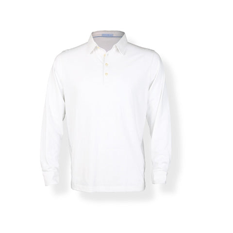 Strong Boalt The George L/S Polo White