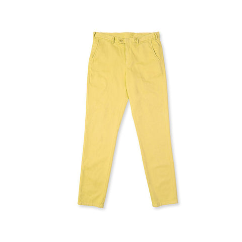 Strong Boalt Pima Cotton Pants Yellow
