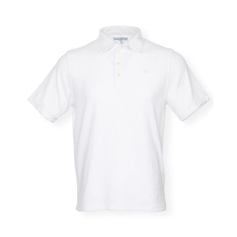 Strong Boalt The Terry Cloth Polo White