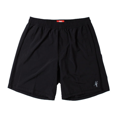 Toes on the Nose Maverick Volley Trunks Black