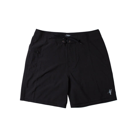 Toes on the Nose Maverick Boardshort Black
