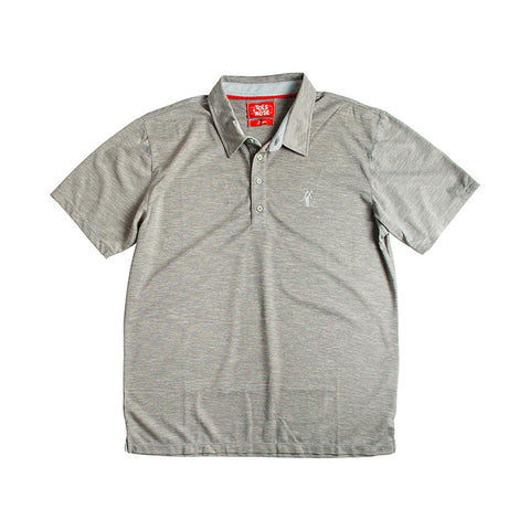 Toes on the Nose Vanguard Polo Grey