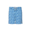 Tom & Teddy Trunks Turtles Mid Blue & Sky Blue