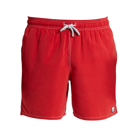 Tom & Teddy Trunks Tomato Red
