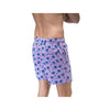 Tom & Teddy Palms Trunks Lavender and Blue