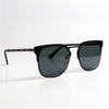 YHF Bonez Black Sunglasses