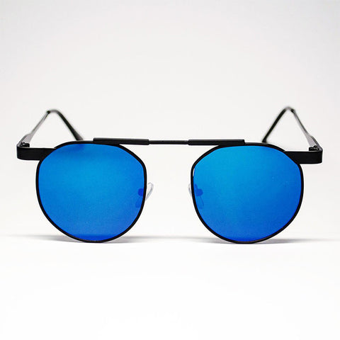 YHF Brooke Blue Sunglasses