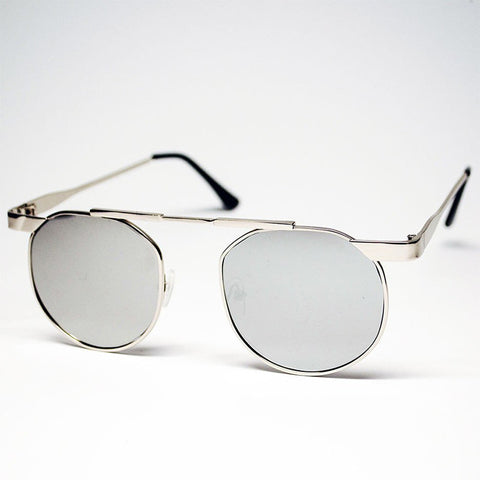 YHF Brooke Sliver Sunglasses
