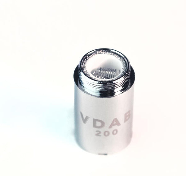 Dual Quartz Coil Replacement Atomizer - 3 pack - VDAB 200
