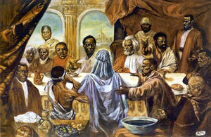 Last Supper - Adelani Treasures