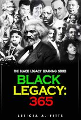 Black Legacy: 365 - Adelani Treasures