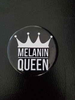 Melanin Queen Button - Adelani Treasures