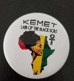Kemet Button - Adelani Treasures