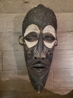 Congolese Mask - Adelani Treasures