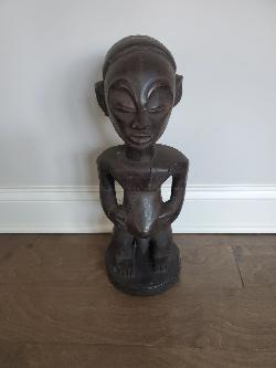 Congolese Carving