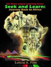Seek and Learn: Journey Back to Africa - Adelani Treasures