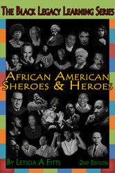African American Sheroes and Heroes - Adelani Treasures