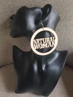 Natural Woman Earrings
