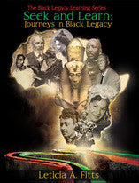 Seek and Learn: Journeys in Black Legacy - Adelani Treasures