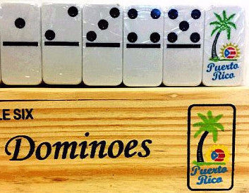 Puerto Rico Dominoes Playa, Palma and Sun Dominoe - MyBorinquen.com Web Store