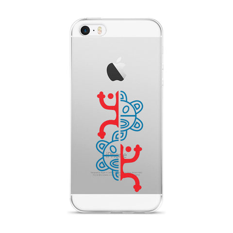 Puerto Rico Split Coqui and Flag iPhone case Cell Phone Case - MyBorinquen.com Web Store