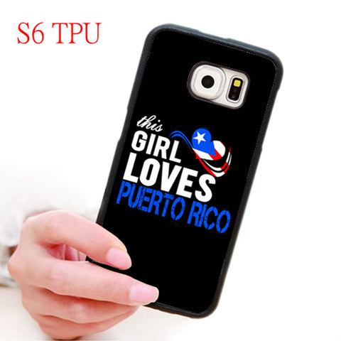 Hot Love Puerto Rico Cell Phone Cover -i6 6plus 6S 6S 7plus 5s / Samsung Note2 3 4 5 7 S4 S5 S6 edge Cell Phone Case - MyBorinquen.com Web Store