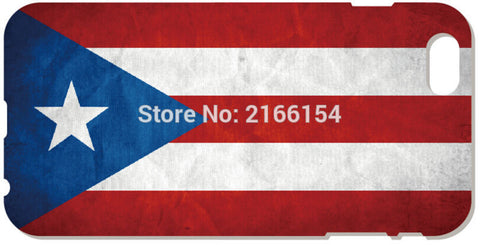 Puerto Rico Flag Cell Phone Cover iphone 6 6S 7 -Samsung Galaxy A3 A5 A7 A8 A9 J1 J2 J3 J5 J7 Cell Phone Case - MyBorinquen.com Web Store