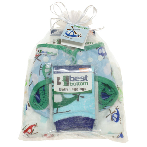 Best Bottom Diapers Gift Set